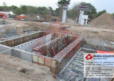 Geomembrane untuk Kolam TPA