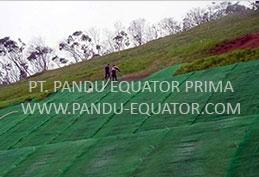 Jual erosion control atsi erosi pada tanah lereng