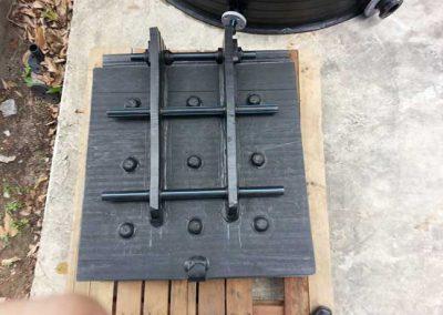 flap gate