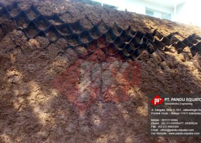 pemasangan geocell jakarta