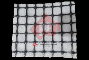 geotextile - geogrid composite