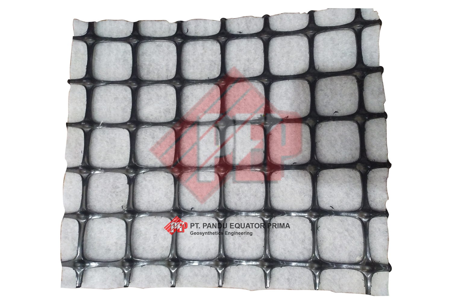 geotextile - geogrid composite