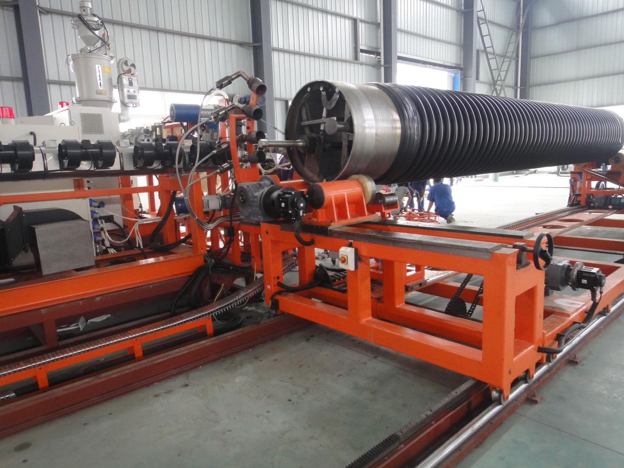 produksi spiral pipe